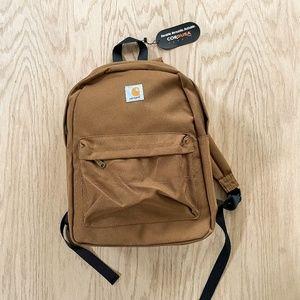 CARHARTT Brown Canvas Cordura Essential Backpack